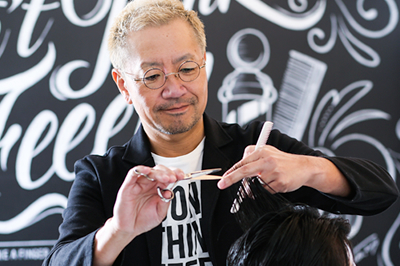 男性専門 HAIR&MAKE YAMAGUCHI