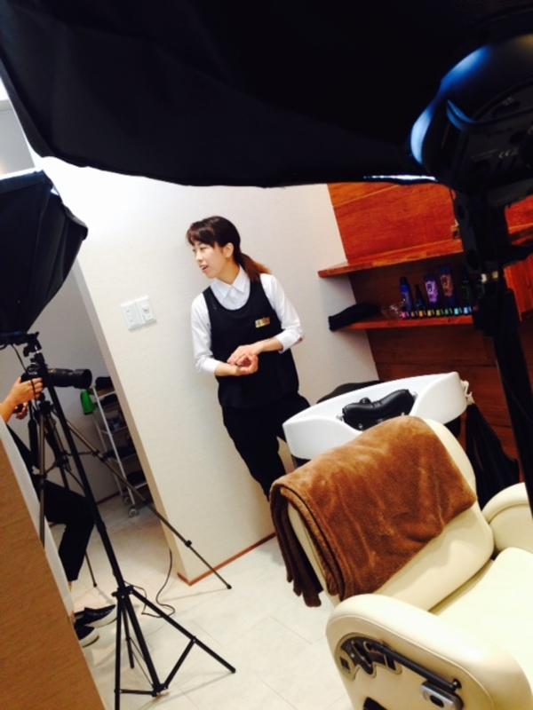 撮影☆福岡女性専用理美容室チーフのBlog☆
