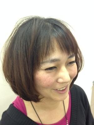 小顔補正立体カット☆福岡女性専用理美容室☆チーフのBlog