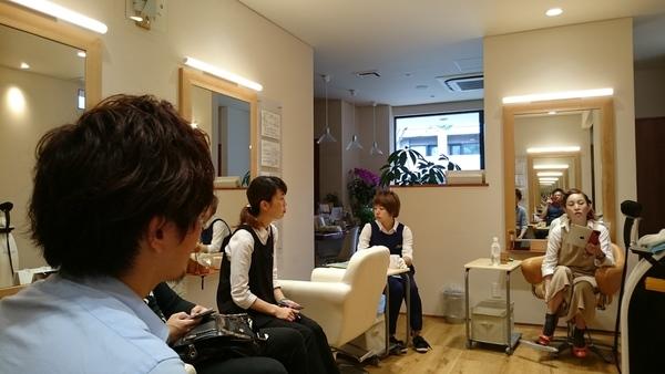 気になるシミ、男性の肌 福岡市南区高宮の理美容室toushel YAMAGUCHI
