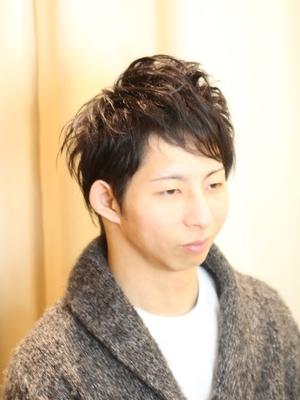 爽やかソフトなマテリアル Hair&Make YAMAGUCHI toushel HOMMEのサムネイル