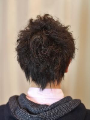 '16インテリズム 「coolアシメ」 Hair&Make YAMAGUCHI toushel HOMMEのサムネイル