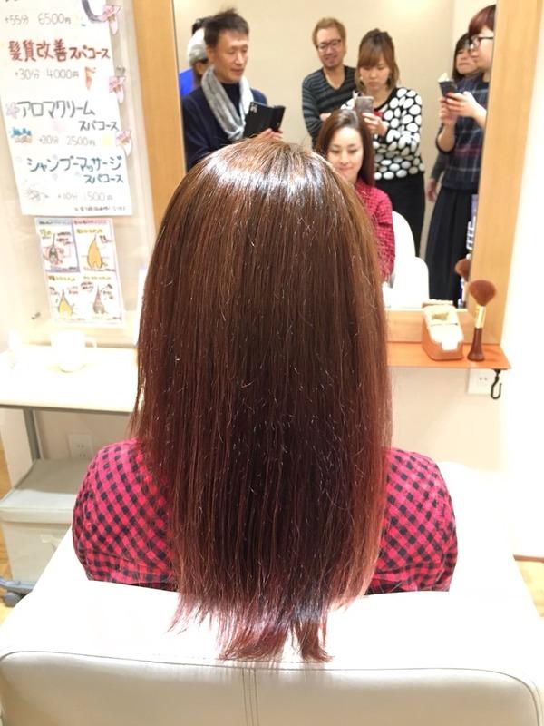 Dr'sサロントリートメント☆福岡女性専用理美容室☆チーフのBlog