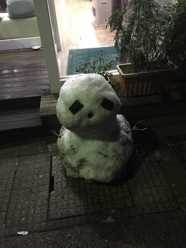 雪 ヘアアンドメイクヤマグチ トゥシェル☆