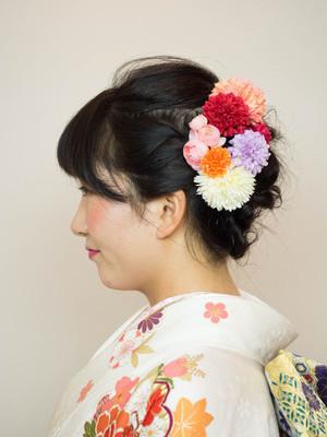 2018年成人式予約開始☆福岡女性専用理美容室☆のサムネイル
