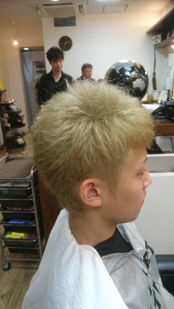 ヘアカラーでイメージチェンジ☆ 福岡市南区の理美容室YAMAGUCHI toushel