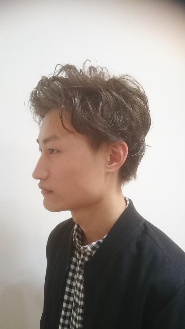 ヘアスタイルで雰囲気を楽しむ☆ 福岡市南区高宮の理美容室