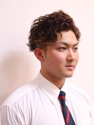 攻めなパーマ2ブロックスタイル☆のサムネイル