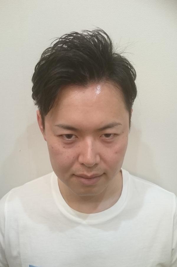 セットの上手くいく秘訣☆ サイドver 福岡市南区高宮の理美容室YAMAGUCHI toushel