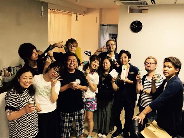 感謝 福岡市 高宮 ヘアアンドメイクヤマグチ 男性専用理容室 女性専用理美容室
