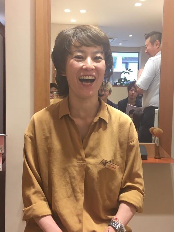 ウィッグ講習☆福岡市南区高宮 理美容室 ヘアアンドメイクヤマグチ ウィッグ 医療用ウィッグ