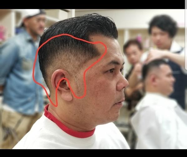 今、メンズヘアーで流行りのフェードスタイル 福岡市南区高宮の理美容室YAMAGUCHI toushel