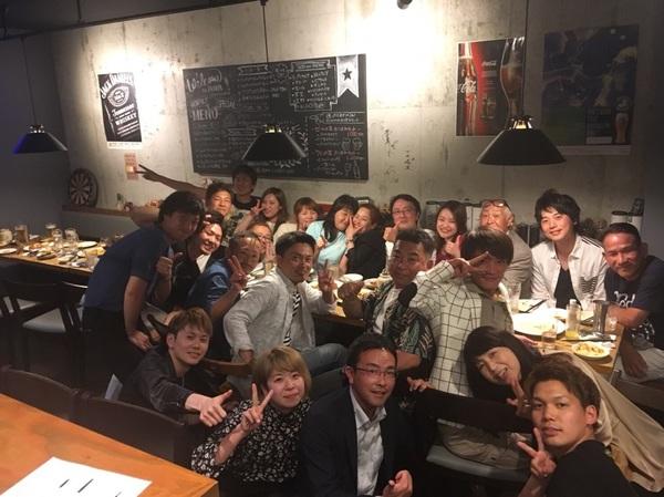 第2回ゴルフコンペ 福岡市 高宮 ヘア&メイクヤマグチ トゥシェル 男性専用理容室 女性専用理美容室