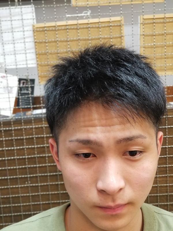 横の膨らみなんて気にならない☆ 福岡市南区高宮の理美容室YAMAGUCHI toushel