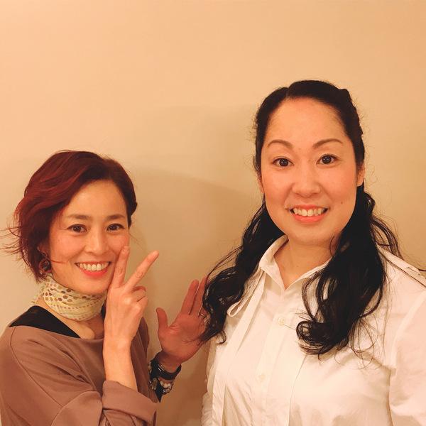 フードコーディネーターの美和さんのヘアメイク☆
