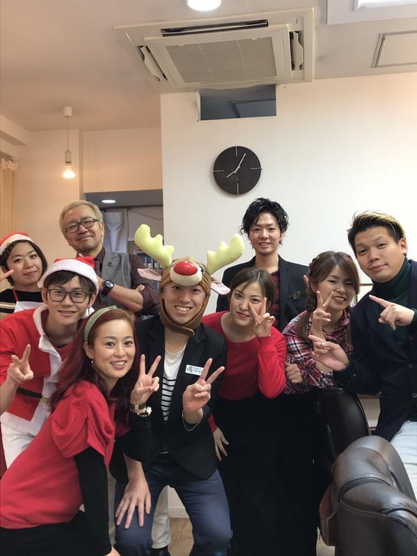 クリスマス営業 高宮女性専用理美容室