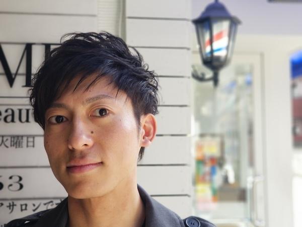 少し暑くなったこの時期に 福岡市南区高宮の理美容室YAMAGUCHI toushel