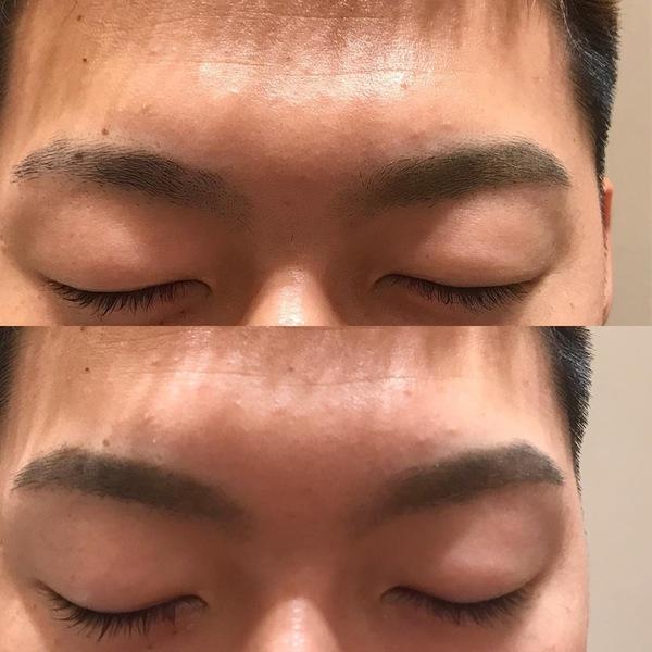 眉毛デザイン 高宮女性専用理美容室