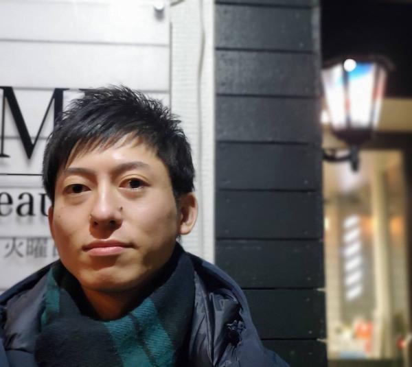メンズショートスタイル 福岡市南区高宮の理美容室YAMAGUCHI toushel