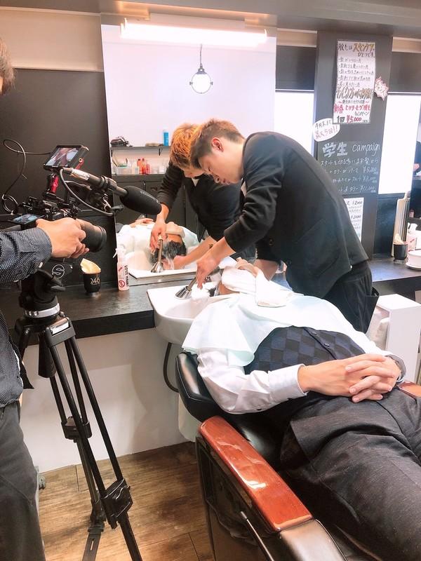 撮影☆福岡市南区高宮 ヘア&メイクヤマグチ 女性専用理美容室