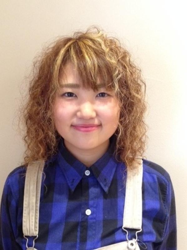 カラー☆福岡女性専用理美容室☆チーフのblogのサムネイル