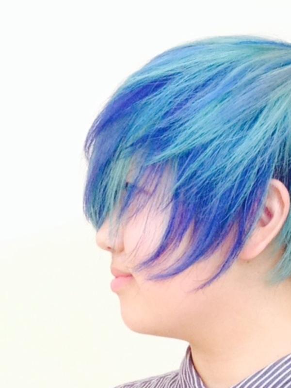 カラーで楽しむ☆福岡女性専用理美容室☆チーフのBlogのサムネイル